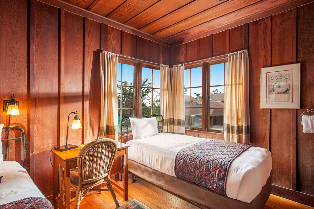 Asilomar Historic Room - Twin Bed